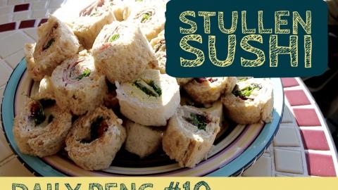 Daily Peng #10 - Stullensushi